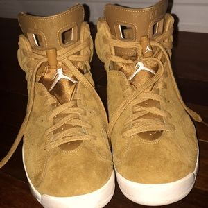 Jordan 6 Retro Wheats